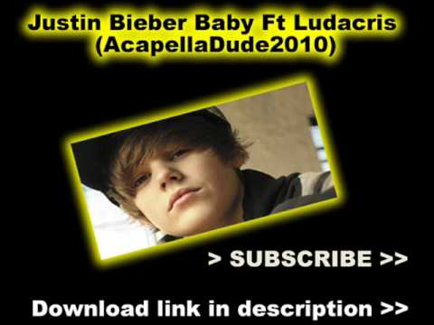 Justin Bieber - Baby ft. Ludacris (Official Music Video)