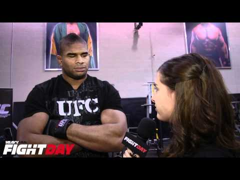 UFC 141: Alistair Overeem Pre-Fight Interview