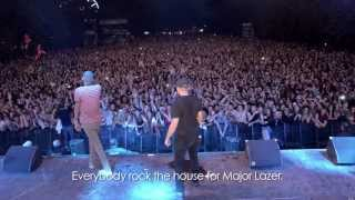 "Stromae & (Major Lazer) - ""Papamayé "" (Leçon 27)"