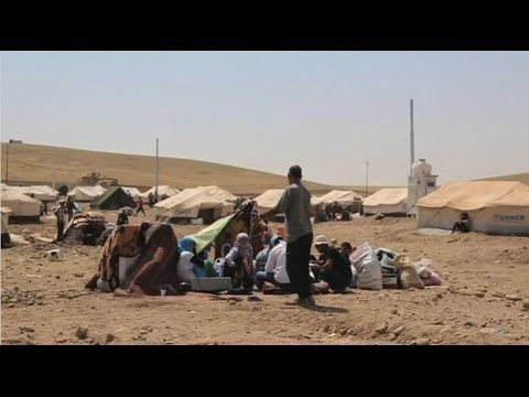 SYRIA'S HUMANITARIAN CRISIS EXPLAINED IN 60 SECONDS - BBC NEWS