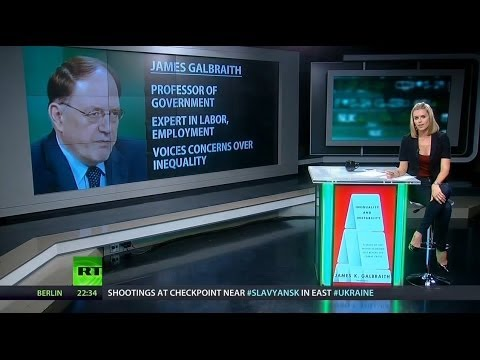 [108] James Galbraith on Piketty's Capital in 21st Century & Best of the Week!