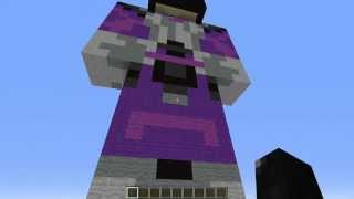 MINECRAFT: PARKOUR DENTRO DE VEGETTA777