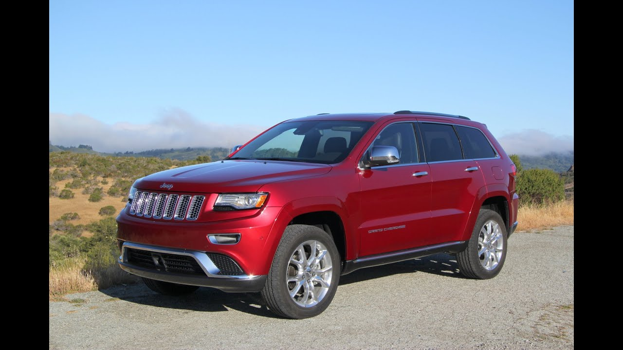 2014 jeep grand cherokee summit 4x4 on and off road test. Black Bedroom Furniture Sets. Home Design Ideas