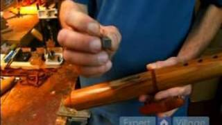 How To Make A Native American Flute : Maintaining A Good