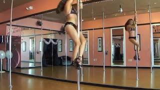 Pole Dance Freestyle - Moby Porcelain