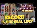 RECORD WIN White Rabbit Big win Casino Online slots Jackpot