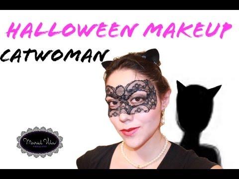 Catwoman Makeup / Maquillaje Gatubela