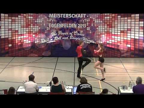 Luca Knies & Christian Langer - Deutsche Meisterschaft 2013