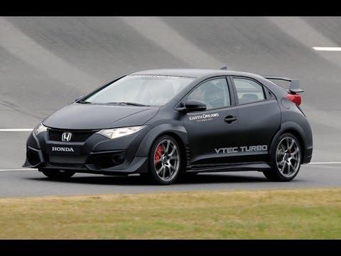 Honda News #54 NEW CIVIC TYPE R - HONDA VTEC TURBO - 2014 HONDA ACCORD