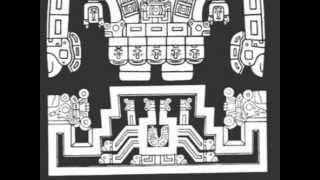 ICONOGRAFIA DE LA PORTADA DEL SOL - TIAHUANACO