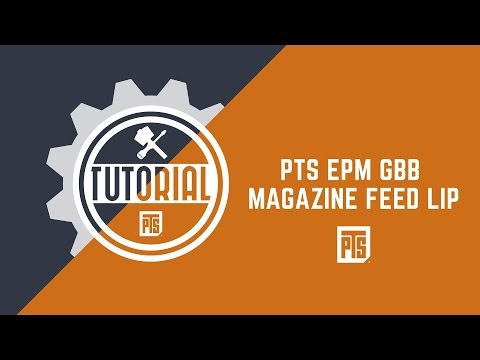 PTS Syndicate Airsoft Replacement Updated Feed Lips for Gas EPPM Magazines