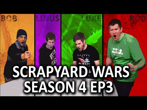 Modded Gaming PC Challenge - Scrapyard Wars Season 4 - Episode 3