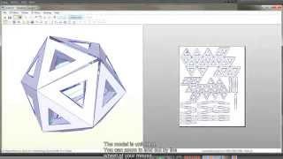 Pepakura Designer 3 Tutorial (Part 1)
