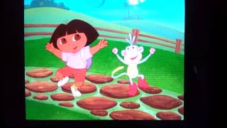 Dora The Explorer Boots Bouncing Ball Song