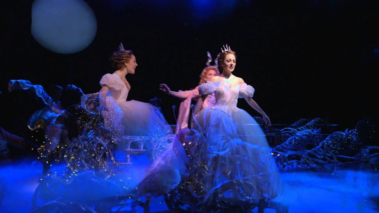 Cinderella On Broadway Us Tour