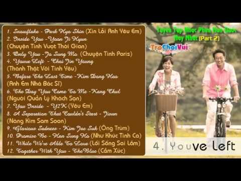 Tuyển tập nhạc phim Hàn Quốc hay và lãng mạn nhất 2013 Part 2