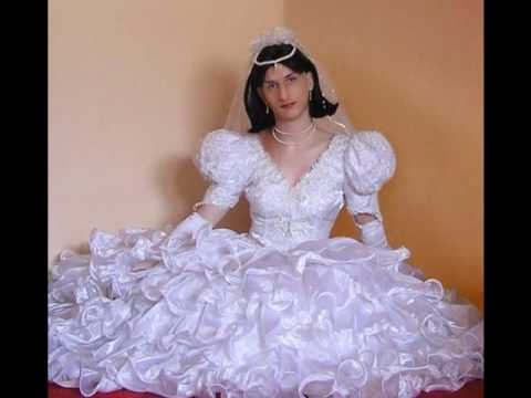 Men in Wedding Dresses - YouTube