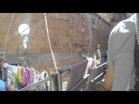 Visiting the slums of Rio de Janeiro - Month in Rio - HAVANA CLUB GAP YEAR