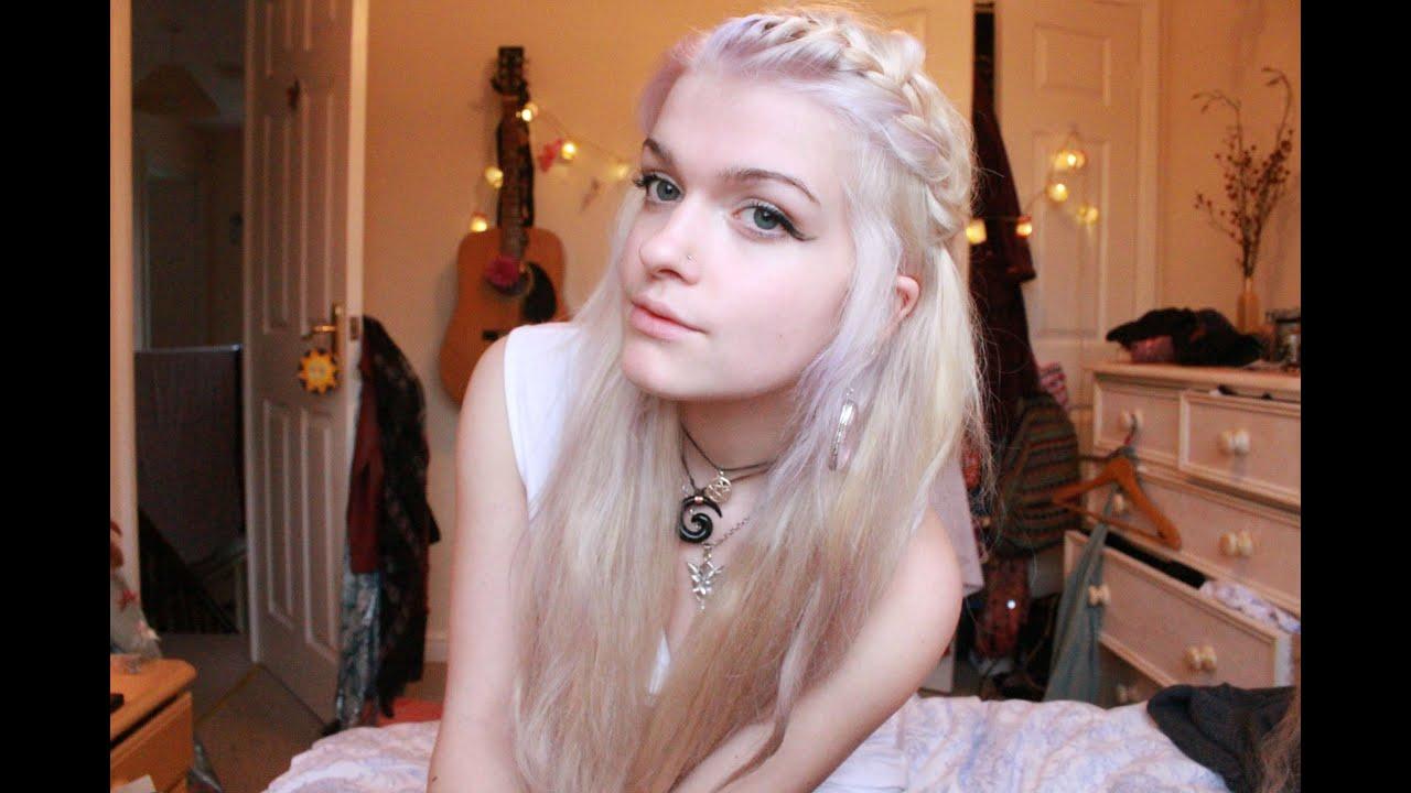 emma stone hairstyle : Elven/Elvish Inspired Hairstyles - YouTube