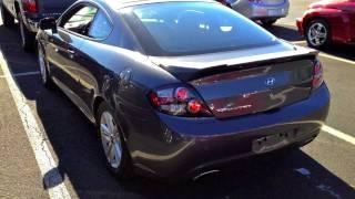 2006 Hyundai Tiburon SE Coupe videos