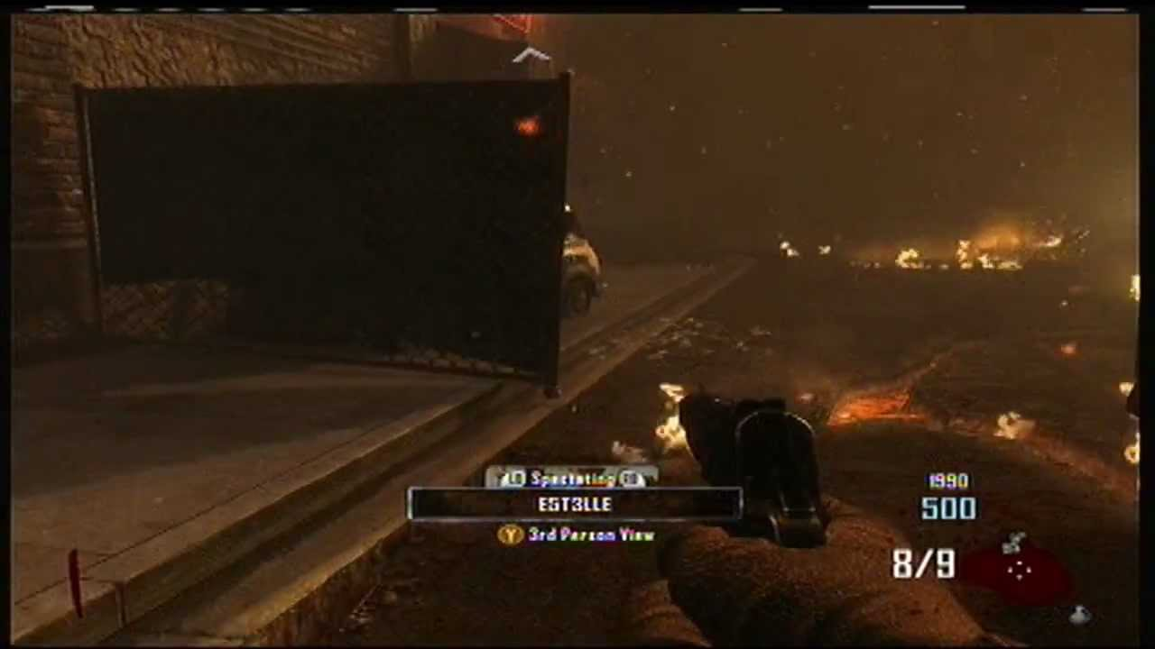 COD: Black Ops 2 Zombies - Bowie Knife Location (Transit Only ...