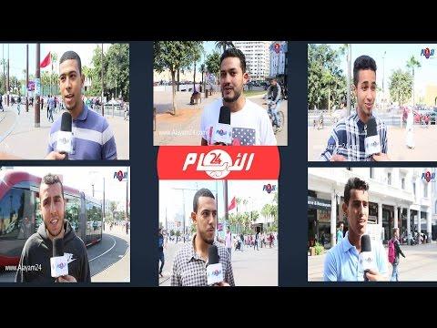 الشارع المغربي و فوز حزب بنكيران بالانتخابات