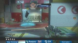 MLG Gfinity Pro League | Aware vs SK (BO5) | 2 Games (Domination, SnD)