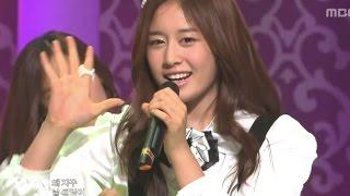 T-ara - Lie, 티아라 - 거짓말, Music Core 20090815