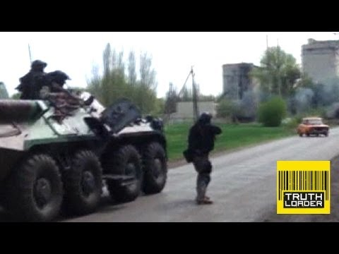 "Ukraine armed forces kill ""five terrorists"" in Slaviansk operations - Truthloader"