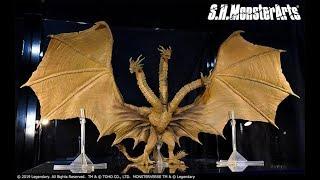 MonsterVerse News: Full Kaiju Designs Revealed