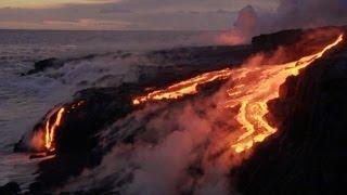 River of Lava..
