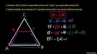 Množenje vektorjev s skalarjem 8