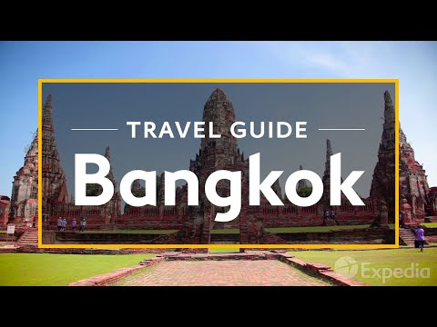 Bangkok - City Video Guide