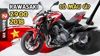 Chi tiết Kawasaki Z900 2018 về Việt Nam | 2banh.vn