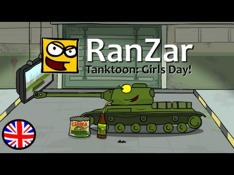 Tanktoon #35 - Dievčenský deň