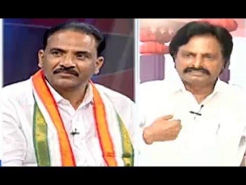 Umesh Rao Vs Goutham Reddy on Jagan Tour in Telangana