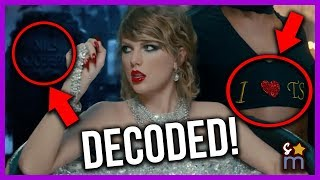 "Decoding Taylor Swift's ""Look What You Made Me Do"" Music Video"