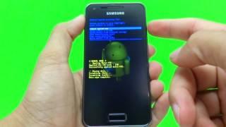 Hard Reset Galaxy S2 Lite GT-I9070 E Outros| Como
