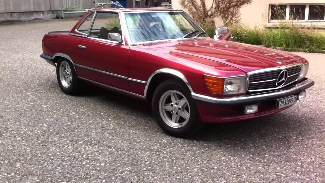 Mercedes benz 350 sl r 107 cabrio ht 1972 youtube for 1972 mercedes benz 350 sl