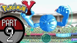 Pokemon X And Y Part 2: Super Training Level 1 And