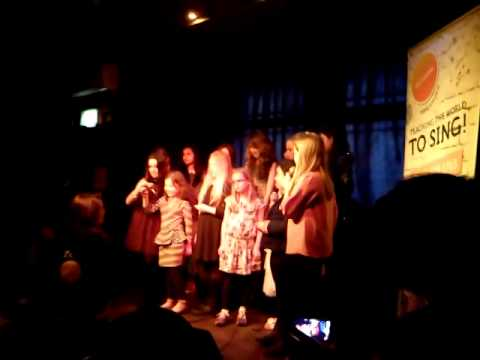 You Got The Love - Florence and the Machine (Cover by Amber, Older group and Younger group)