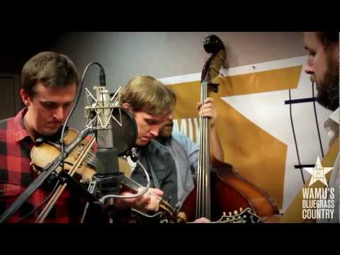 Town Mountain - Lawdog [Live at WAMU's Bluegrass Country]