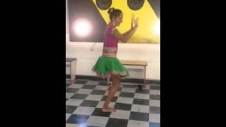 Shubh Kaur Ghumman Amputee Dancer