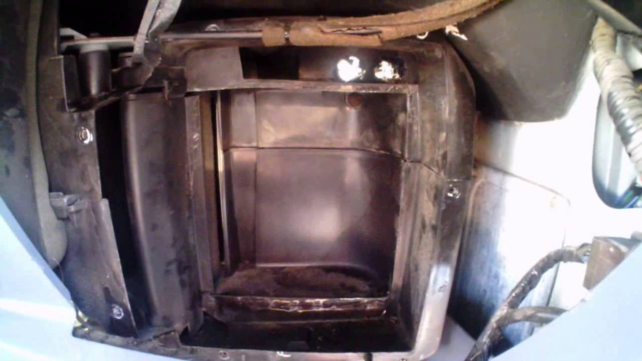 How To Replace The Heater Core In A 1989 Ford F