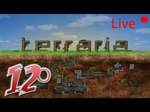 Terraria 1.2 Gameplay - Episódio 12