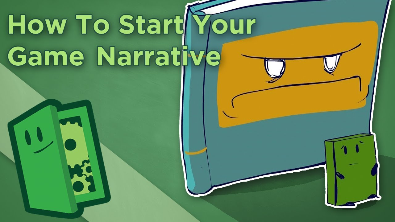 how to start a narrative
