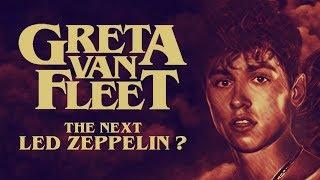 Does GRETA VAN FLEET Sound Too Much like LED ZEPPELIN?