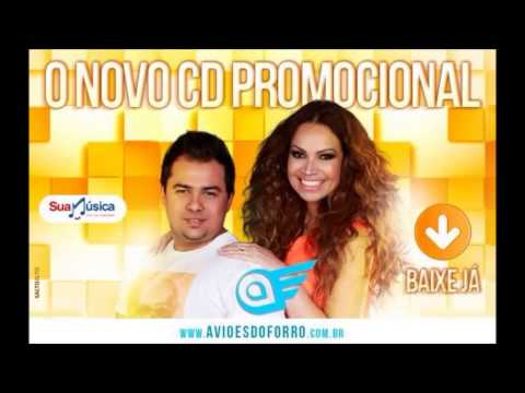EXCLUSIVO - AVIÕES DO FORRÓ - CD PROMOCIONAL 2014 - CD OFICIAL COMPLETO