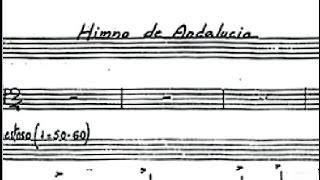 Andalucía: El Himno