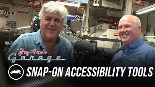 Snap-On Accessibility Tools - Jay Leno's Garage. Watch online.